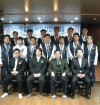 대린직업훈련원 2010년 졸업식 실시